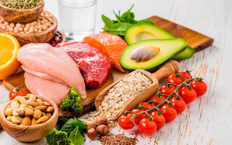 Portada Alimentos beneficiosos para la Salud Dental - Clínica Dental Teresa Ortega